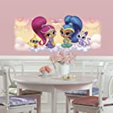 RoomMates Shimmer and Shine Burst Giant Wall Graphic