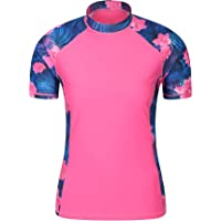 Mountain Warehouse Camiseta antirrozaduras Estampada para Mujer –