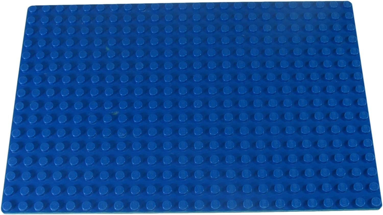 LEGO 16 x 24 dot Baseplate - Blue