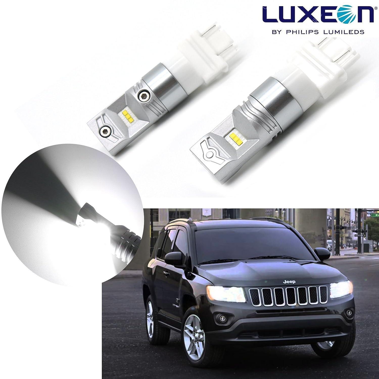 2x 100W Bright White 3157 4157NA 4114 LED Bulbs Daytime Running Light Xotic Tech Direct