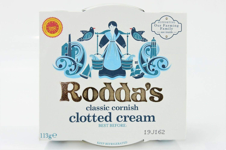 Rodda S Clotted Cream 113g Buy Online In Cook Islands At Cook Desertcart Com Productid 50789378