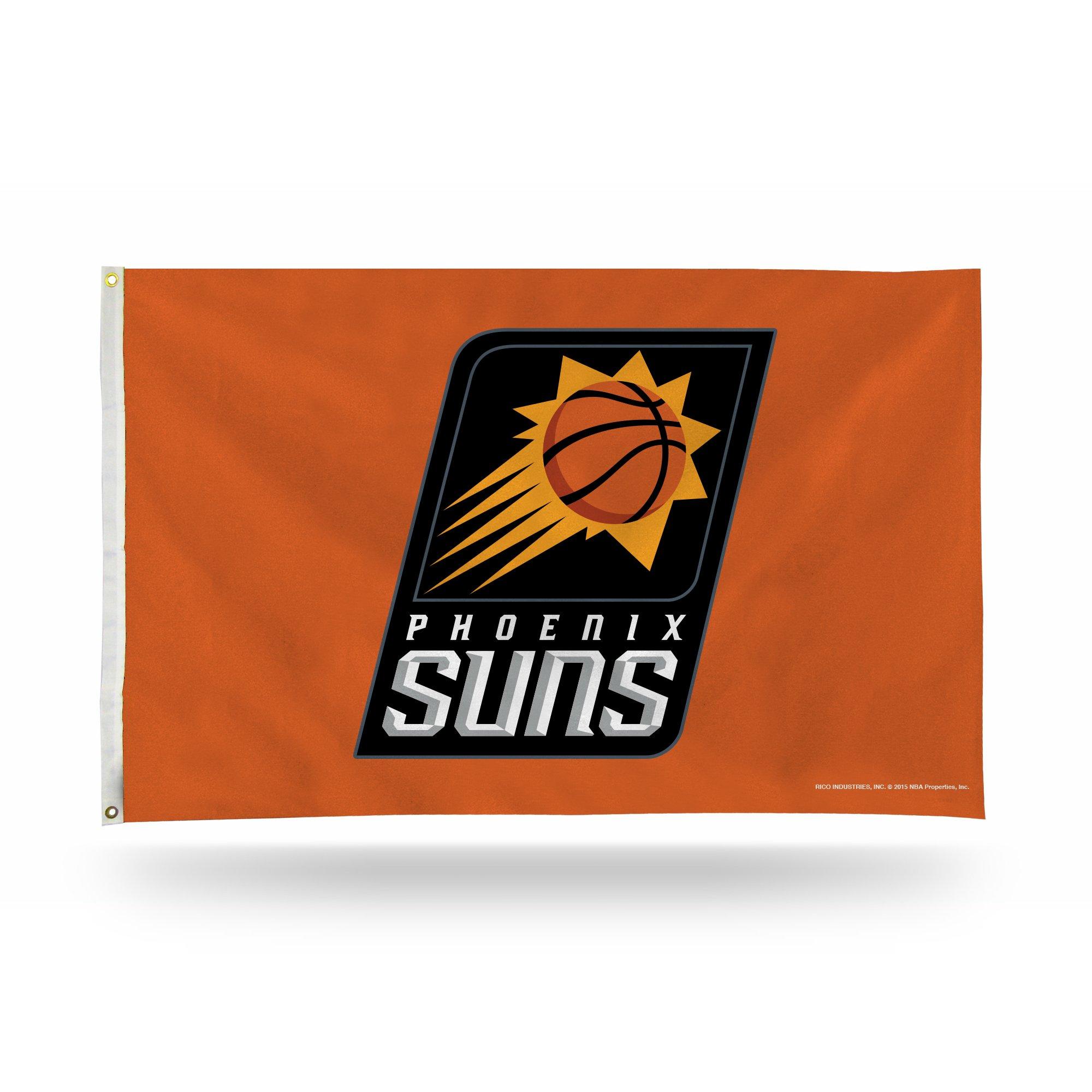 Rico Industries NBA Phoenix Suns 3-Foot by 5-Foot