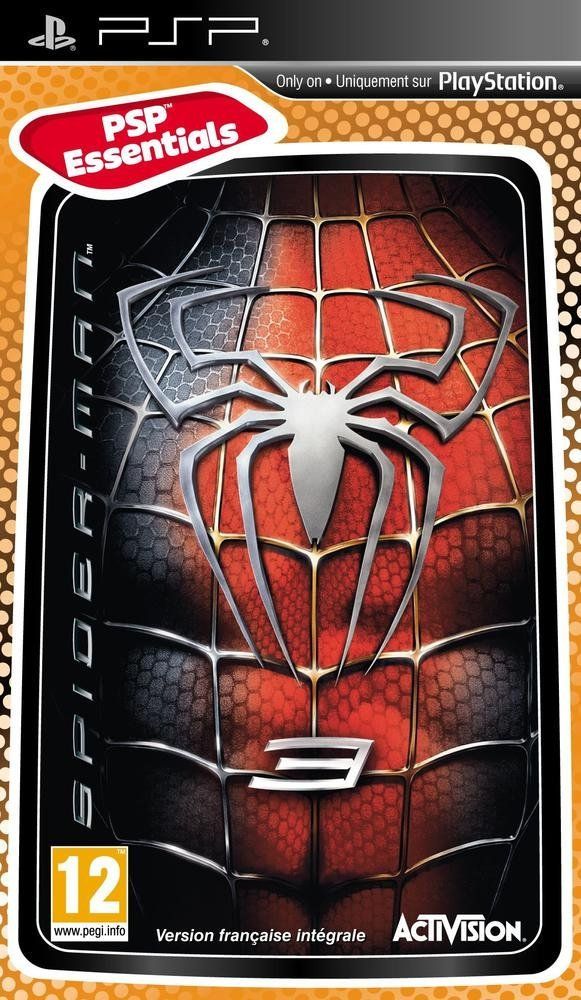 Amazon price history for Activision Spider-Man: The Movie 3 - Essentials (Psp)