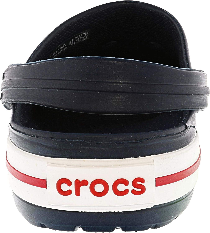 Crocs Crocband Clog K Zuecos con Correa Boys