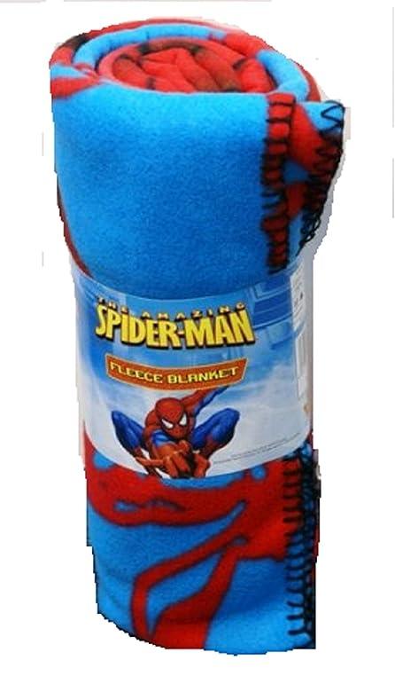 Homefurnishing Unisex Badeanzug Kinder Spiderman Webslinger Fleece ...