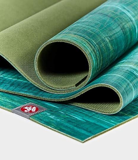 Manduka Alfombra de Yoga EKO Lite 4 mm (ThriveMarb): Amazon ...