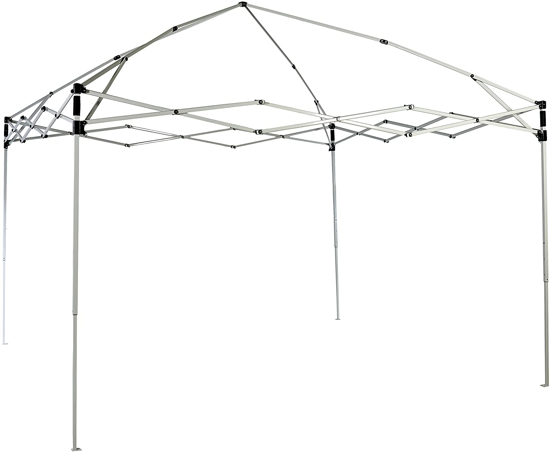 AmazonBasics Pop-Up Canopy Tent – 10 x 10 , White