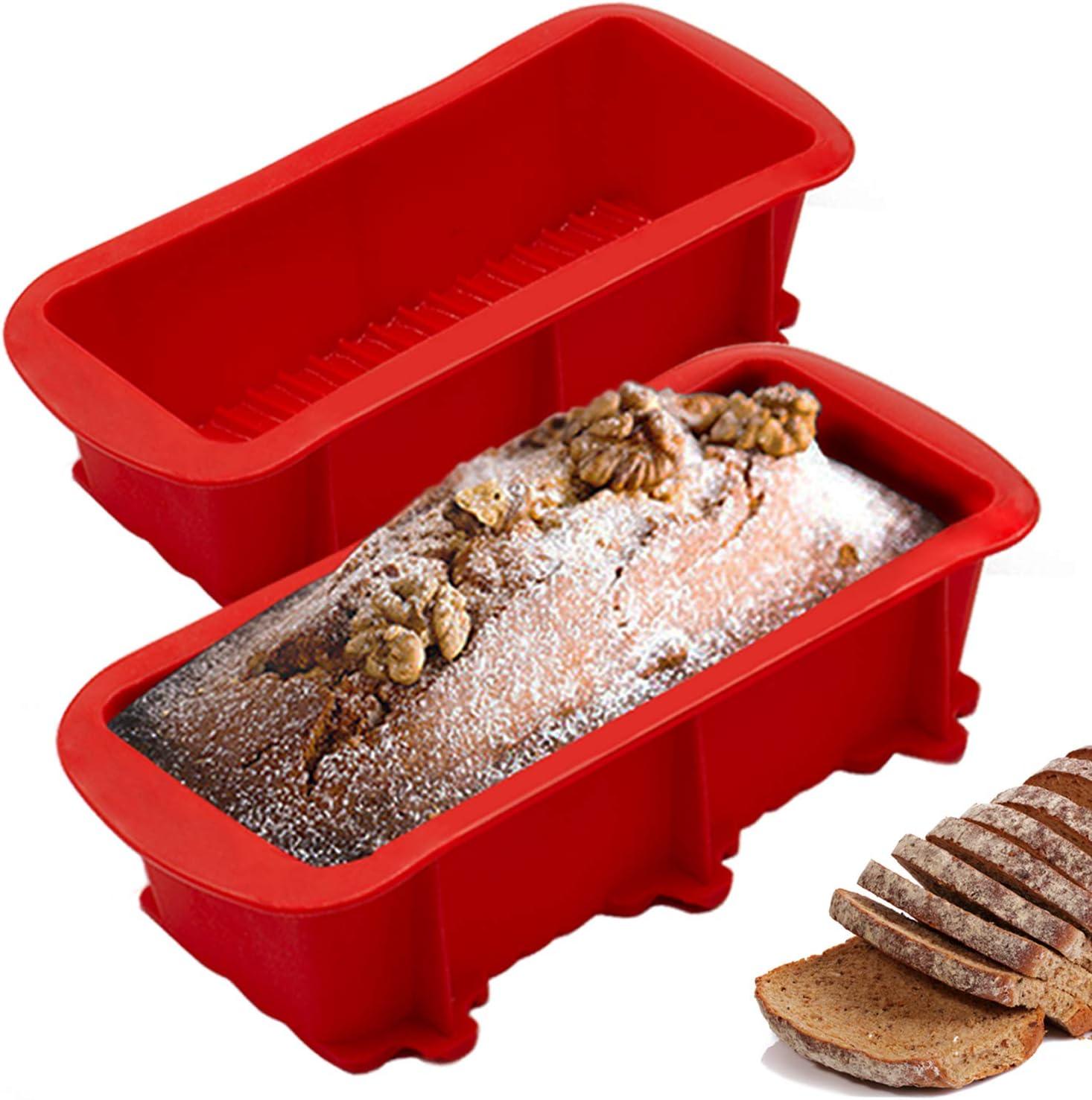 Industrial Bake Molds Kintchen decor Tin mold Bread pan Vintage Aluminum Baking Mold