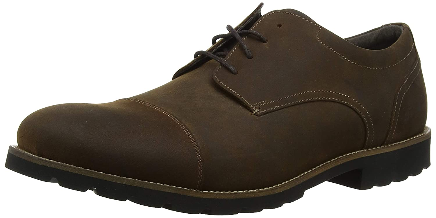 TALLA 46 EU. Rockport Modern Break Captoe, Oxford para Hombre