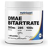 Nutricost Pure DMAE-Bitartrate Powder 100 Grams