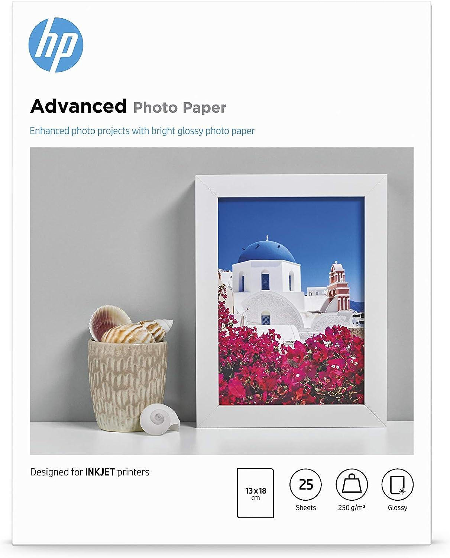 Papel impresión fotos satinado