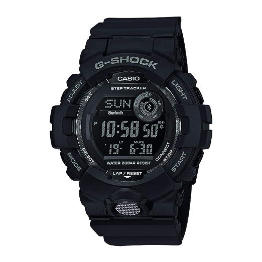 Casio Reloj Digital para Hombre de Cuarzo con Correa en Resina GBD-800-1BER: Amazon.es: Relojes