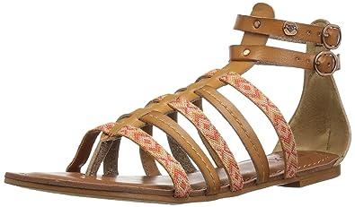 fadf225aede5 Roxy Women s Emilia Strappy Sandal Gladiator