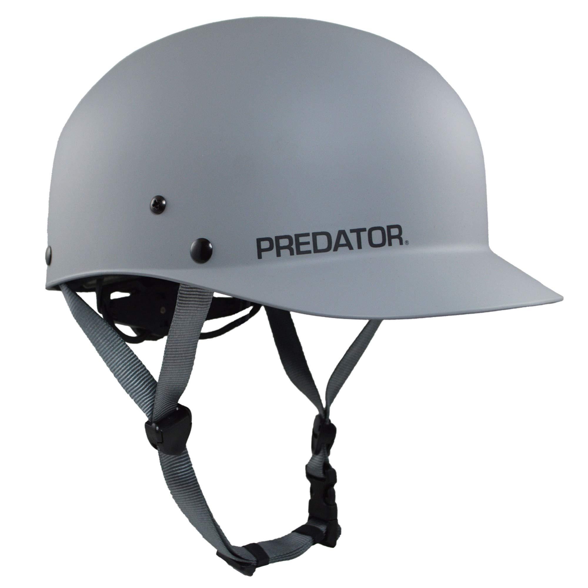 Predator Shiznit Kayak Helmet-MatteGrey-L/XL by Predator