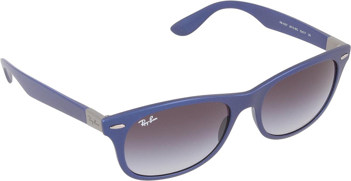 6529a055ab Ray-Ban 0rb4207 RB4207 Wayfarer Sunglasses