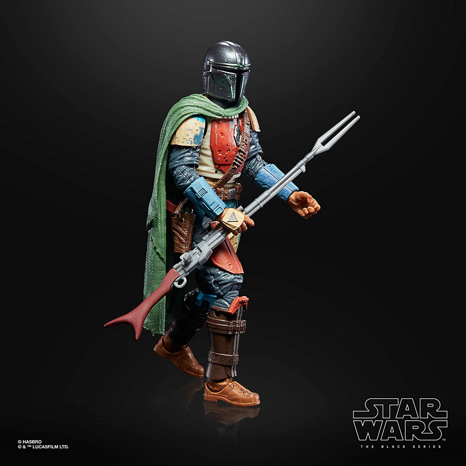 Heavy Infantry Mandalorian Star Wars The Mandalorian Credit Collection Action Fi