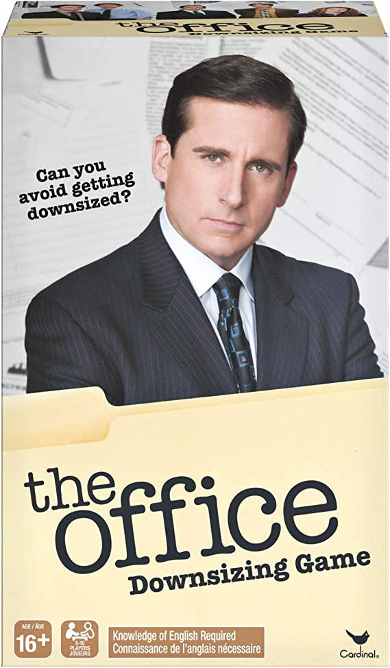 The Office TV Show Downsizing Game