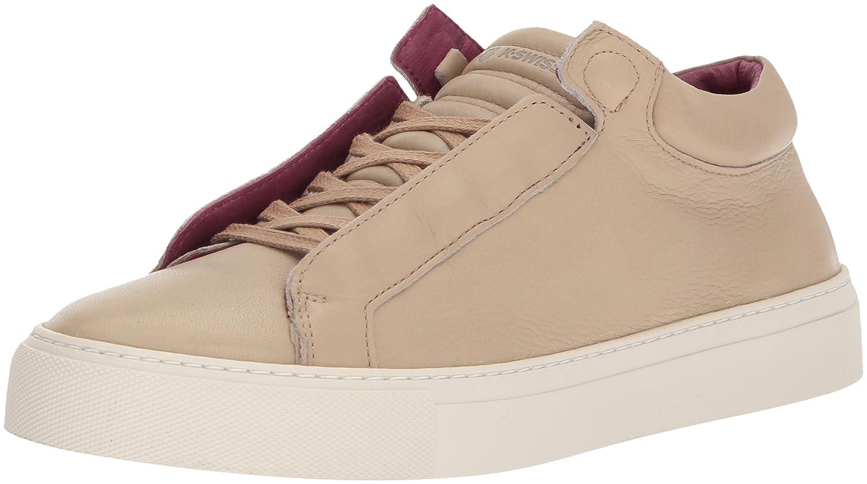 K-Swiss Women's Novo Demi Fashion Sneaker B06W53LMW3 7 B(M) US|Nomad Brown/Hawthorn Rose