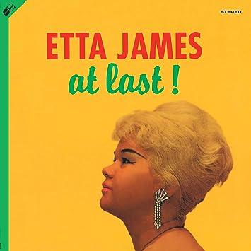 Etta James At Last 180 Gram Vinyl With Bonus Cd Featuring Bonus Tracks Amazon Com Music