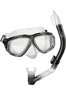 714371363d Máscara de buceo de vidrio templado gafas de natación Máscara de ...