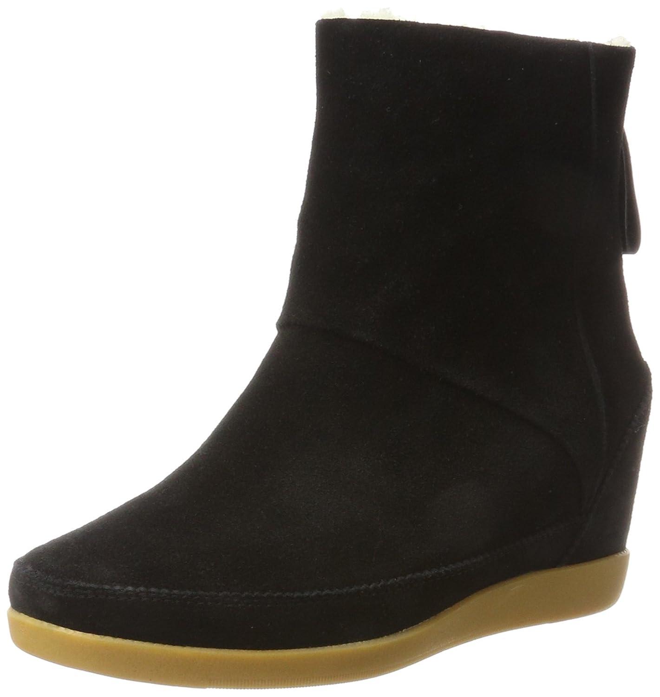 Shoe The Bear Emmy Fur, Botas para Mujer36 EU|Negro (110 Black)