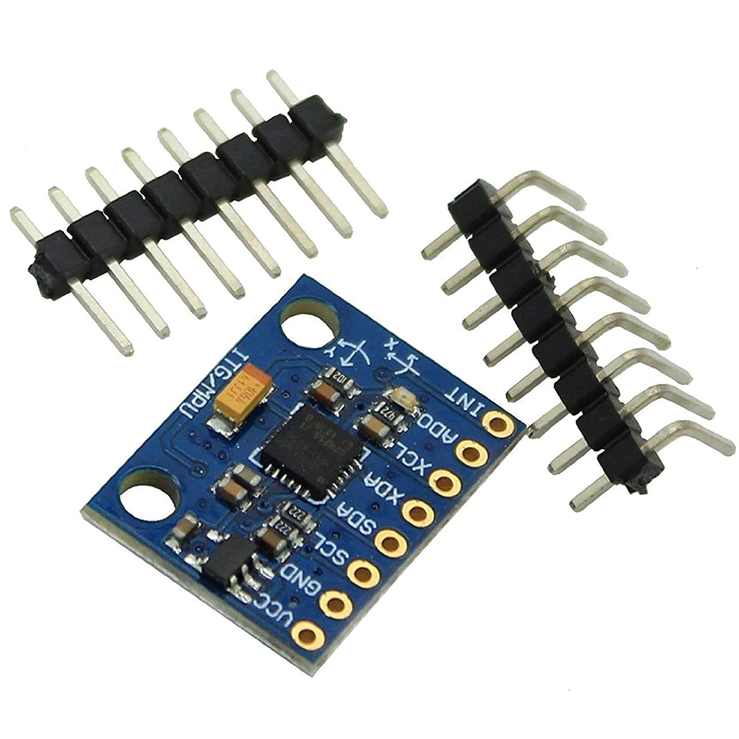 REES52 GY-521 Mpu6050 Module+ 3 Accelerometer for Arduino