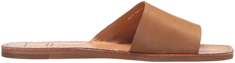 Dolce Vita Women's Cato Slide Sandal B077QHW1XP 13 M US|Caramel Leather