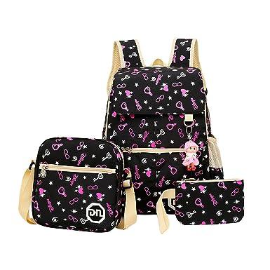 fa87f1d78591 Waterproof School Backpacks Shoulder Bag and Handbag