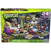 Mattel Mega Bloks dpf85–Teenage Mutant Ninja Turtles Calendario