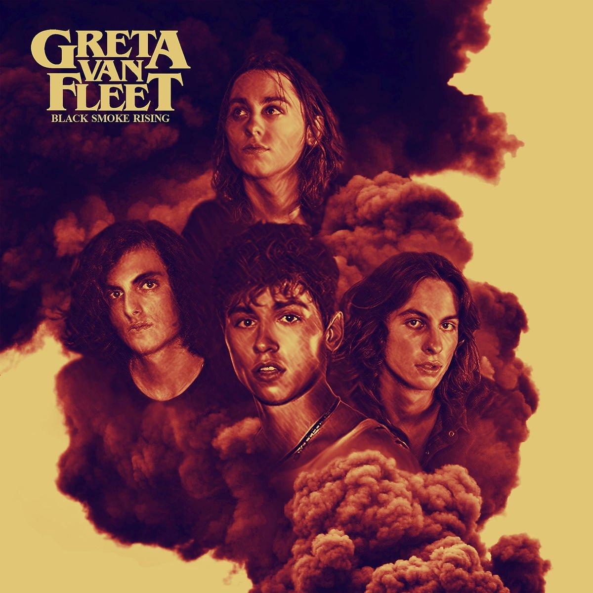 Greta Van Fleet - Black Smoke Rising (LP Vinyl)