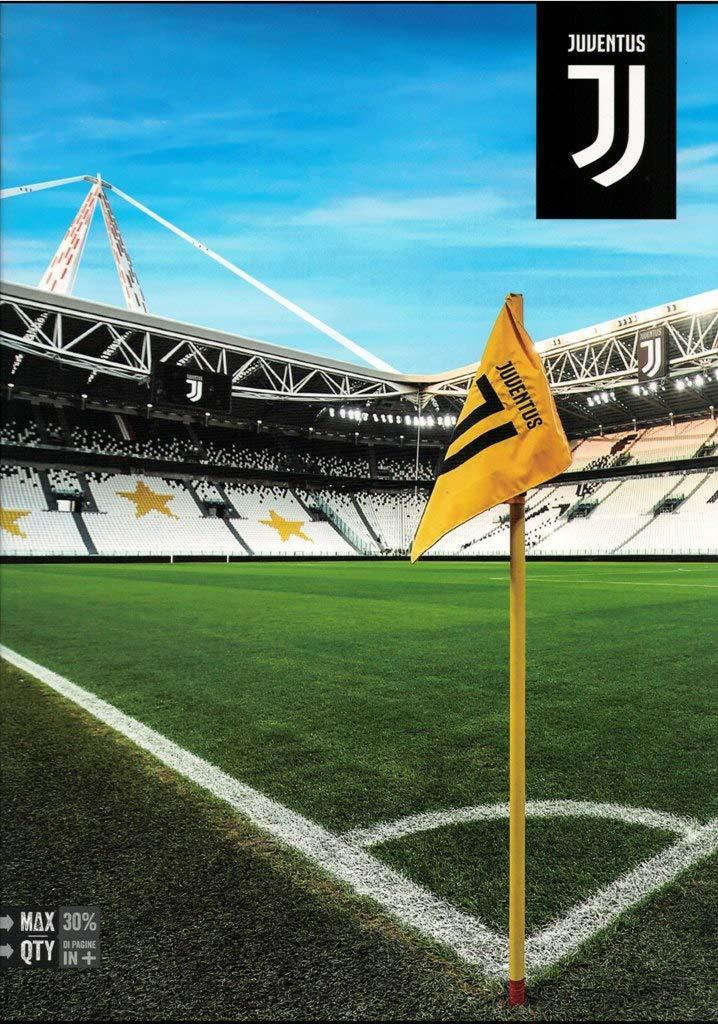 CARTOON WORLD 5 Quadernoni Quaderni Maxi A4 Seven Juventus Rigatura 10 M