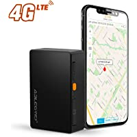 $49 » ABLEGRID 4G LTE GPS Tracker, GT100 Real-time GPS Tracking Device Portable for Vehicles and…