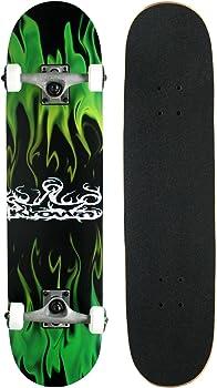 Krown Rookie Beginners Skateboard