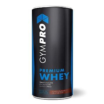Gympro - Proteína de suero premium, polvo con 88% de contenido de