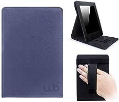 Capa Kindle Paperwhite WB® Freedom Auto Hibernação Azul Marinho