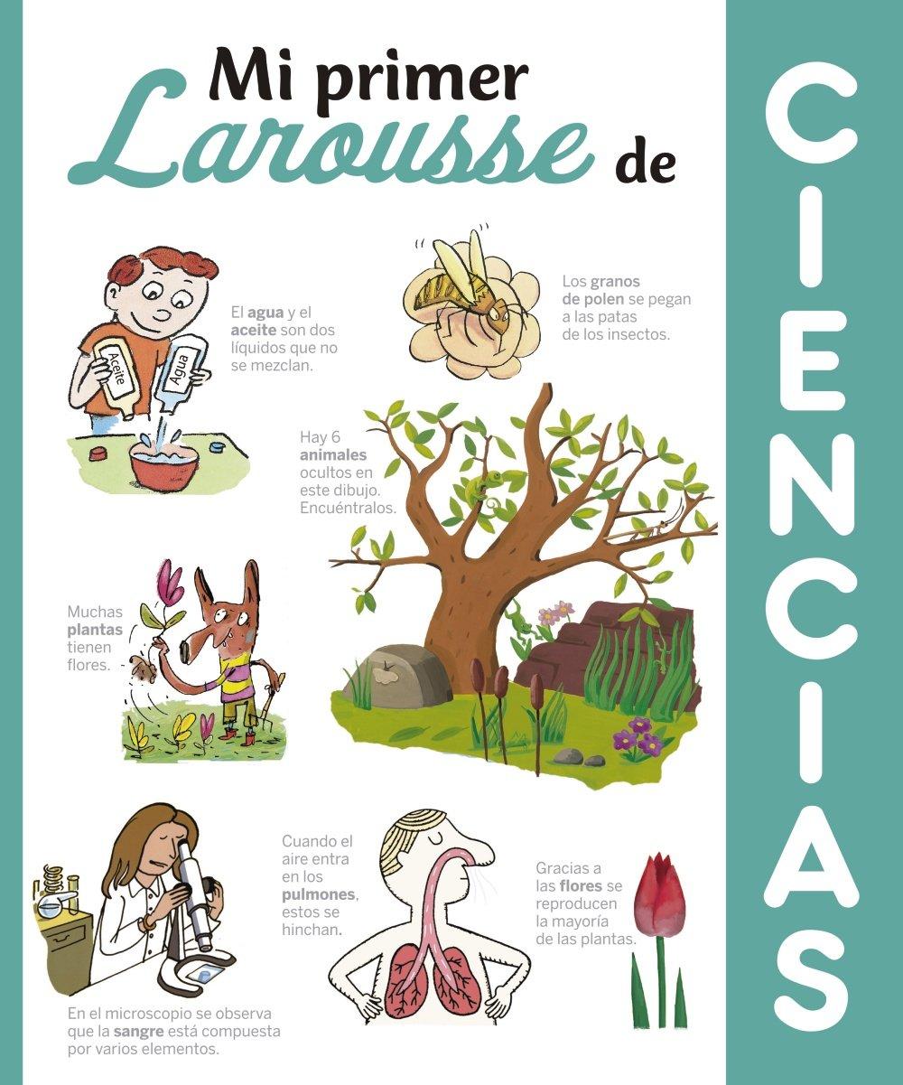 Download Mi primer Larousse de Ciencias (Spanish Edition) PDF