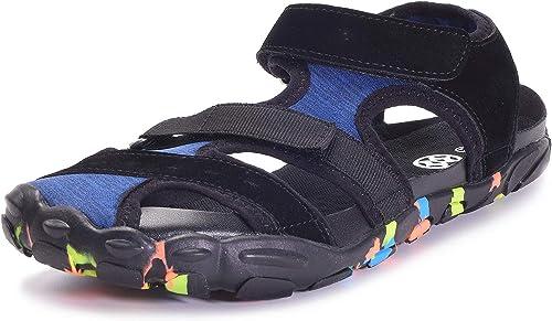 Sandali Sportivi Uomo Donna Estivi Spiaggia Sandali Asciugatura Rapida Scarpe da Acqua Casuale Punta Chiusa Sandalo Piscina Mare Escursionismo Allaperto