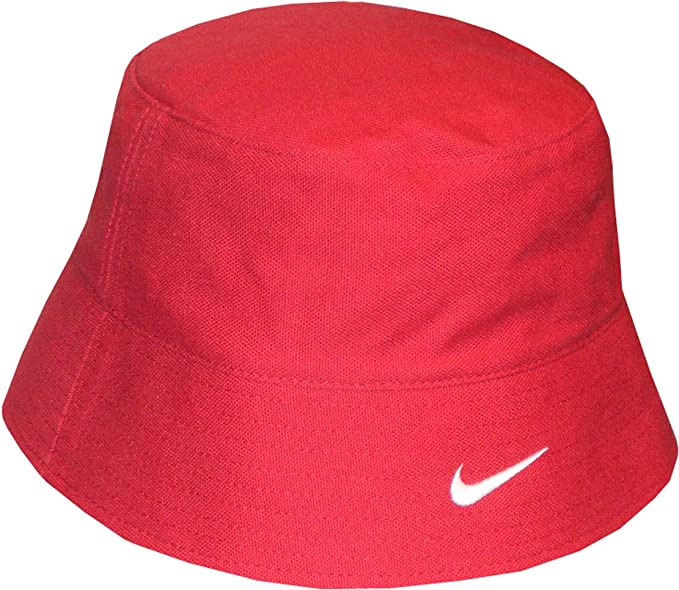 Nike Swoosh cappello visiera Youth Child rosso 592655-648 taglia  medium Large 5f1c8d4bb7eb