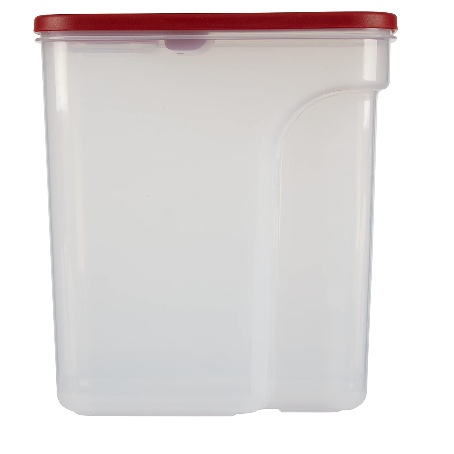 Rubbermaid Flip Top Cereal Keeper, Modular Food Storage