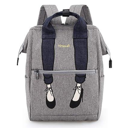 Amazon.com: Himawari Mochila de viaje para ordenador ...