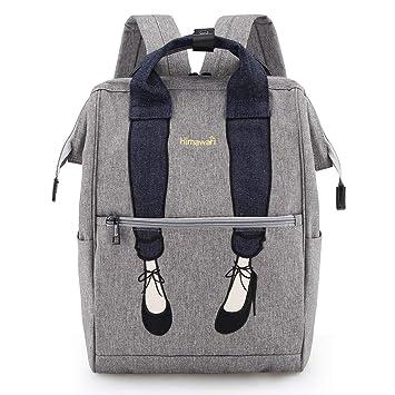 TtKj Sports Backpack Mens Travel Bags Canvas Waterproof Leisure Backpack Student Shoulder Bag