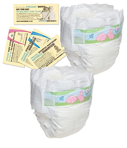 Bambo - Pañales para bebés prematuros (2 unidades, 1 a 3 kg)