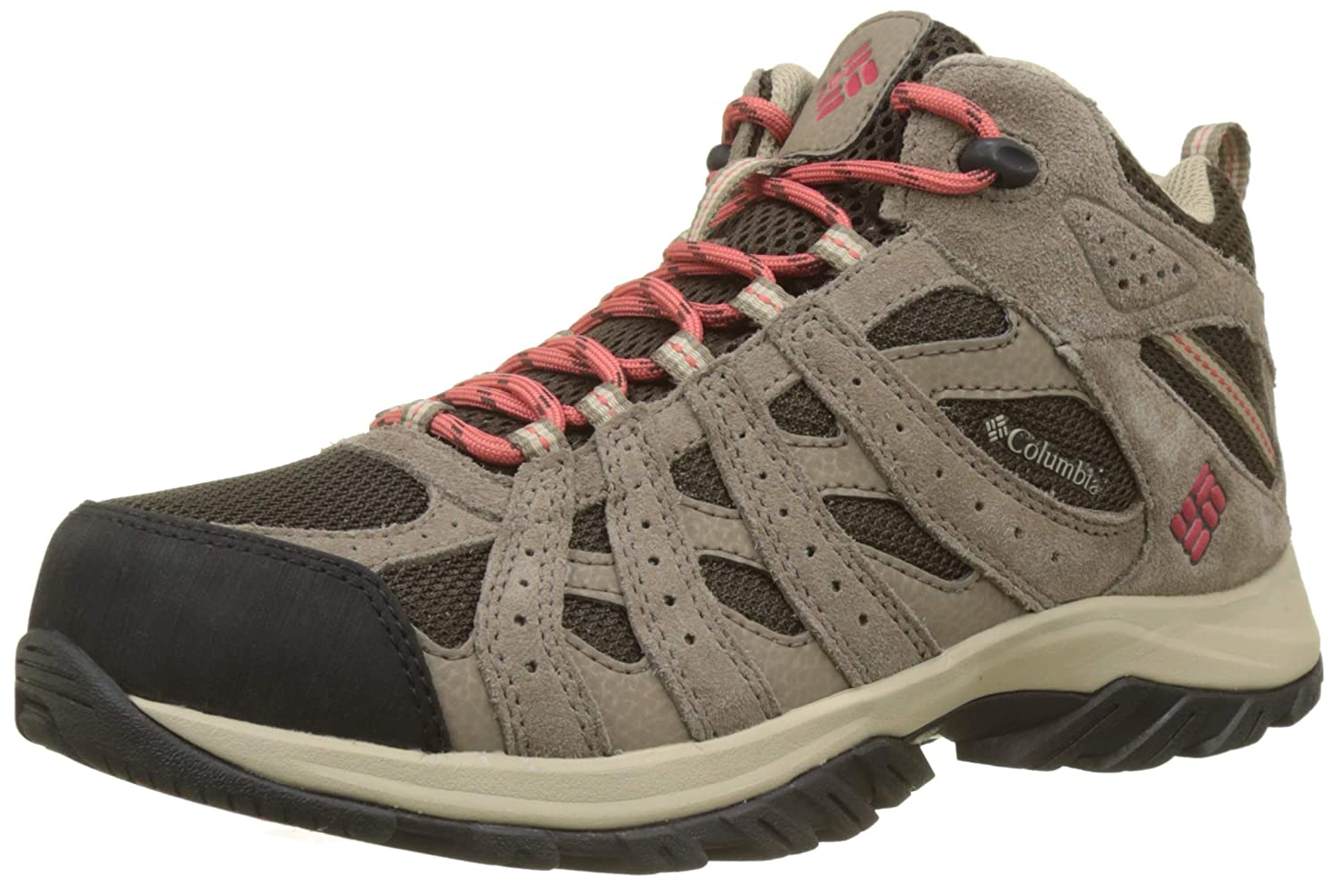 Columbia Canyon Point Mid Waterproof, Chaussures de Randonnée Basses Femme 1813181