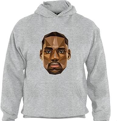 Ciudad camisas nueva Lebron Ventilador desgaste Cleveland sudadera con capucha