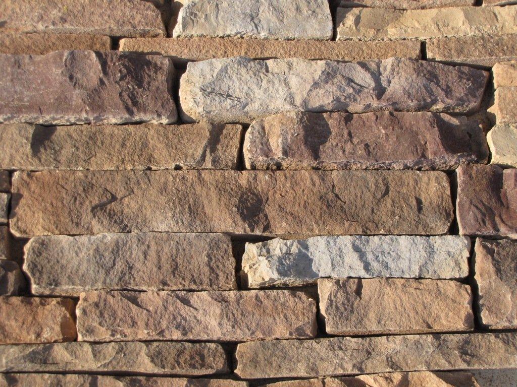 72 Drystack Stackstone Concrete Molds to Cast Stone Veneer