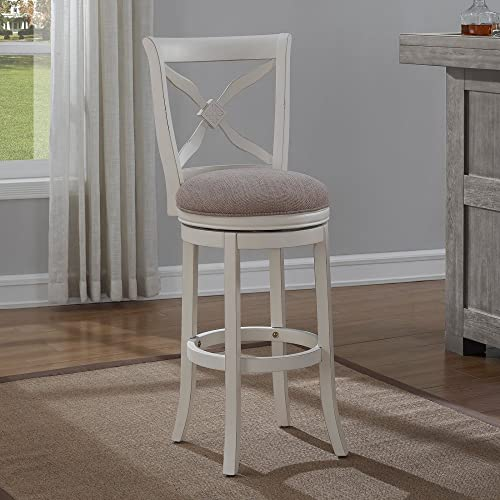 American Woodcrafters Accera Tall Bar Stool