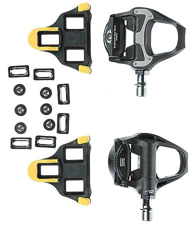 SHIMANO Unisex PD-6800 Road SPD-SL Pedal