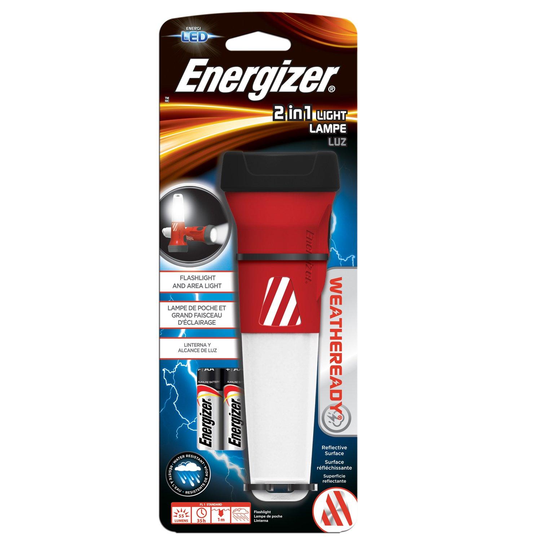 Energizer Weatheready 2-in-1 Light Energizer Battery Company inc WRAH21E