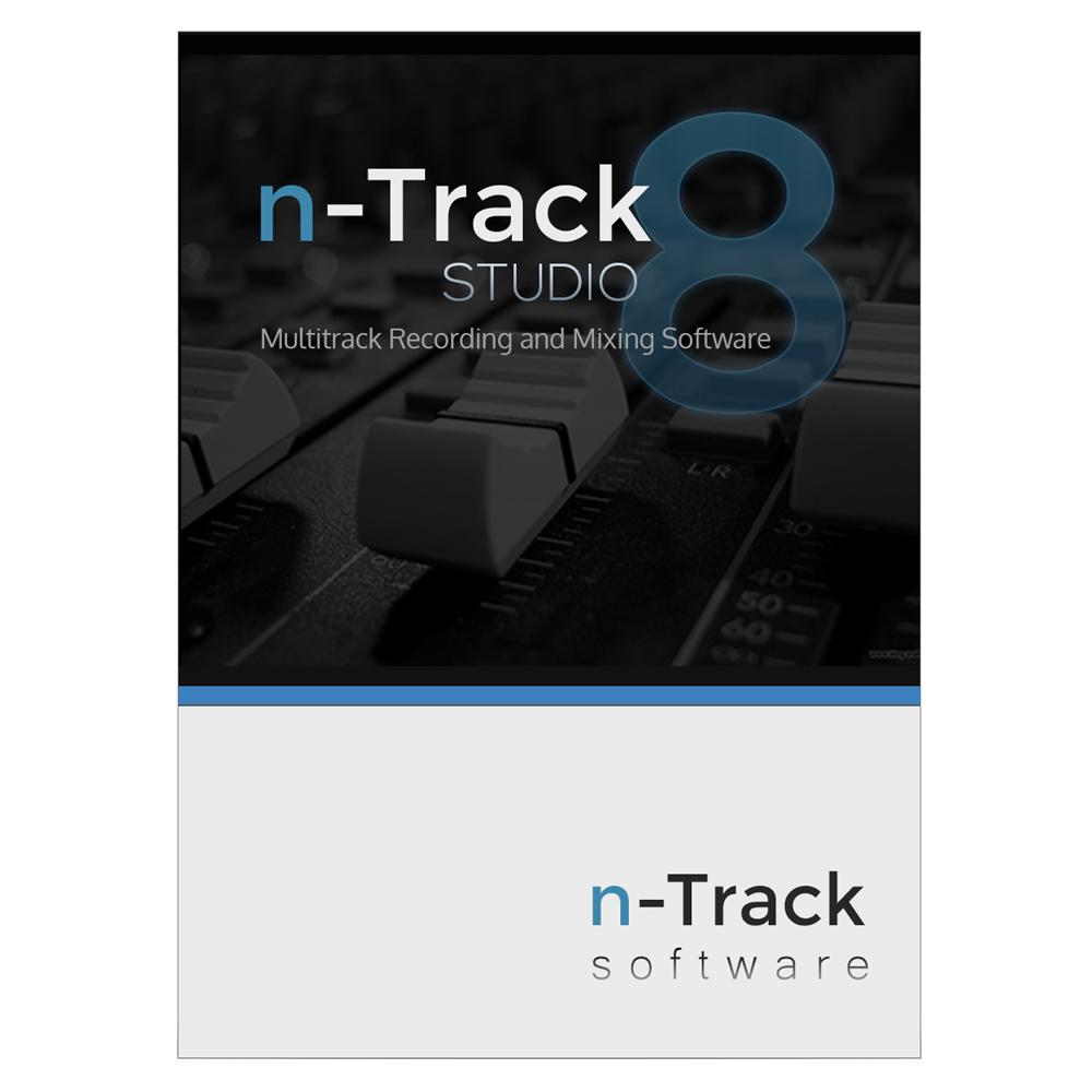 n-Track Studio 8 Music DAW (PC) [Download]