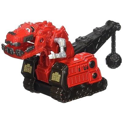 Dinotrux Diecast Tyrux Vehicle: Toys & Games